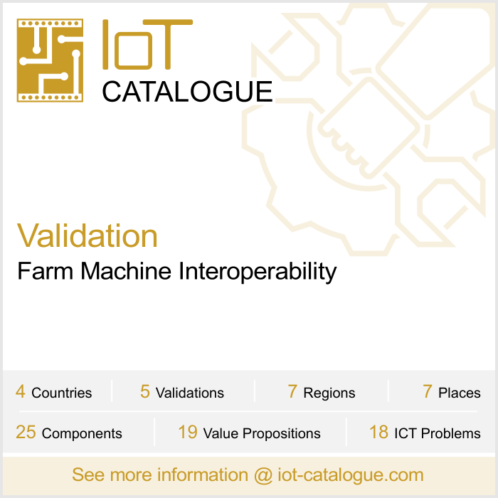 IoT catalogue